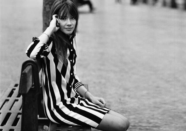 Advice for aspiring Francoise Hardys Francoise-Hardy-Black-and-White