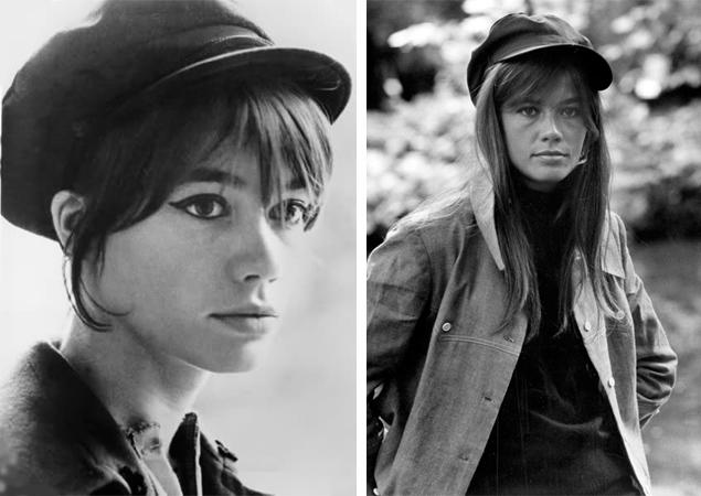 Advice for aspiring Francoise Hardys Francoise-Hardy-Hat-2
