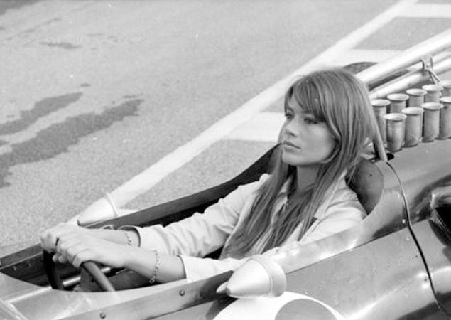 Advice for aspiring Francoise Hardys Francoise-hardy-racecar2
