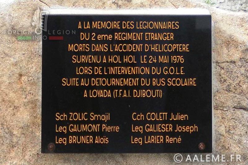 Image du 22 11 2018 Gole-1976-memorial-plaque