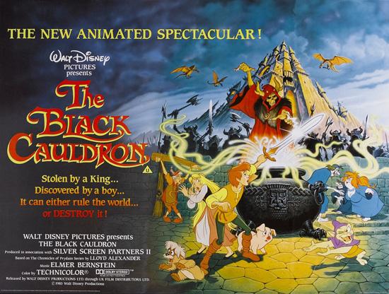 [DVD] Taram et le Chaudron Magique - Edition Exclusive (6 octobre 2010) - Page 6 The-black-cauldron_d6f24502