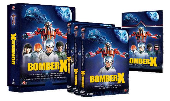COFFRET DVD BOMBER X Bomber-x21
