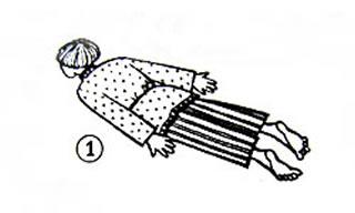 Комплекс статической гимнастики «лежебока» Lezheboka1