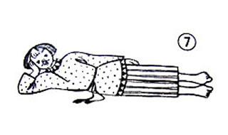 Комплекс статической гимнастики «лежебока» Lezheboka7