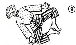 Комплекс статической гимнастики «лежебока» Lezheboka9