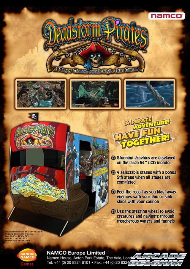 Deadstorm Pirates Flydp