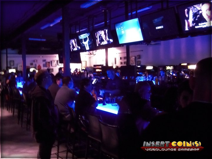 Insert Coin(s) Videolounge Gamebar (Las Vegas) Iclv13