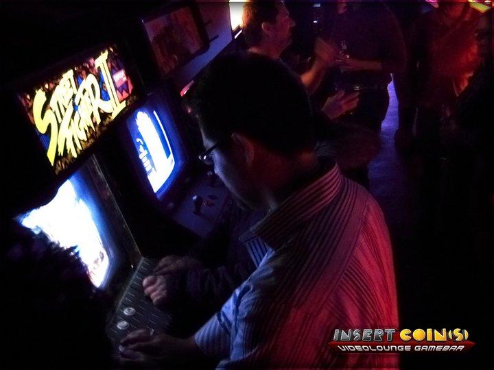 Insert Coin(s) Videolounge Gamebar (Las Vegas) Iclv14