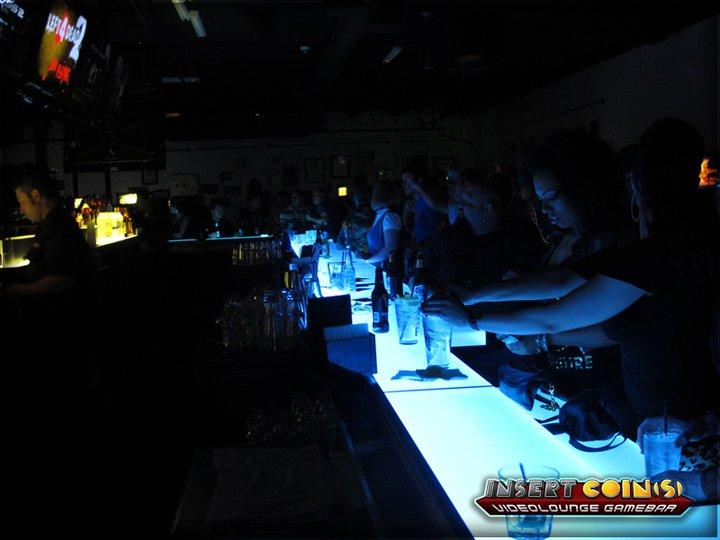 Insert Coin(s) Videolounge Gamebar (Las Vegas) Iclv15