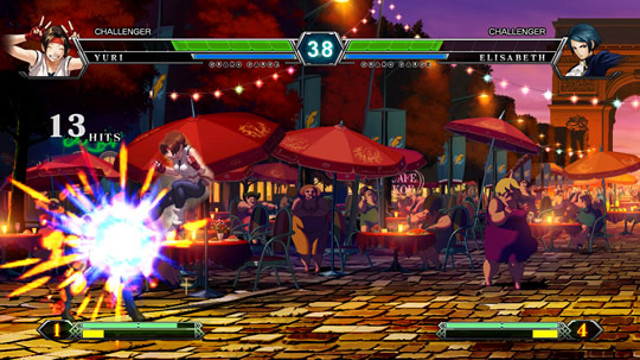 The King of Fighters XIII - Page 3 Kof13_ss06