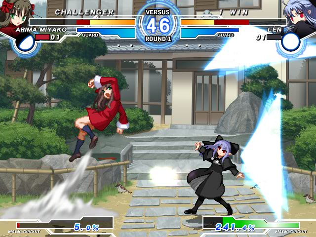 MELTY BLOOD Actress Again Current Code Mbaacc12