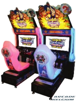 Sonic & Sega All-Stars Racing Arcade Ssasracab
