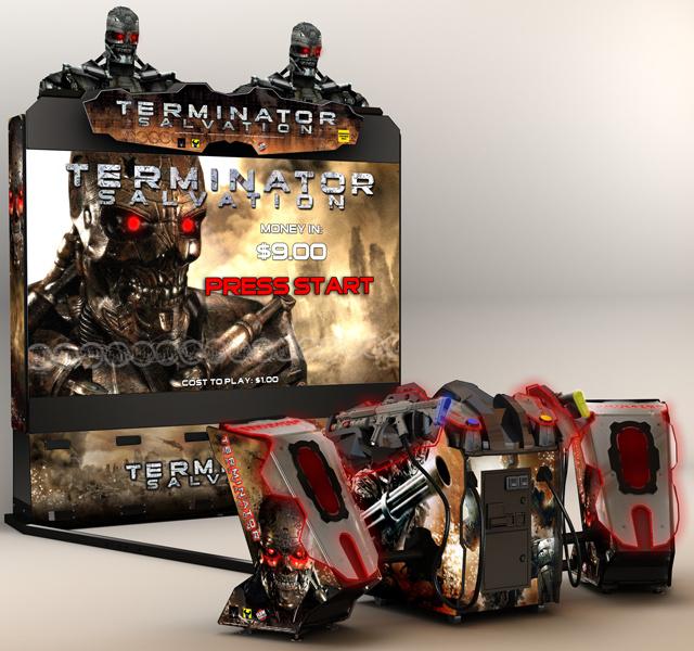 Terminator Salvation Tssdx