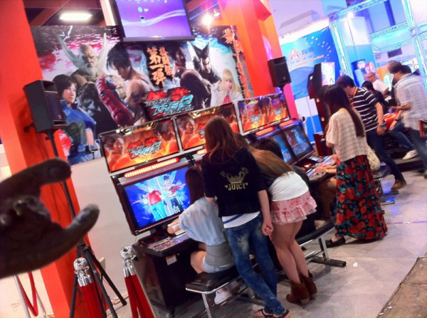 Tekken Tag Tournament 2 Ttt2gti04
