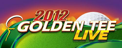 Golden Tee LIVE 2012 Gtl201200