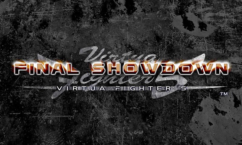 Virtua Fighter 5 Final Showdown Vf5fs01