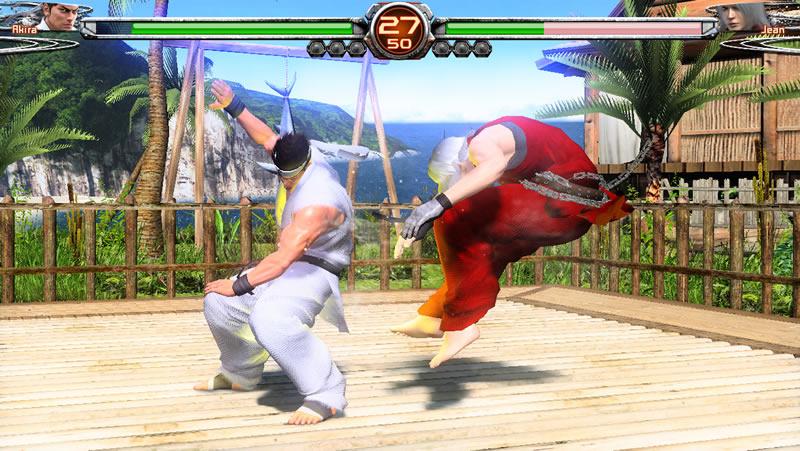 Virtua Fighter 5 Final Showdown Vf5fs02