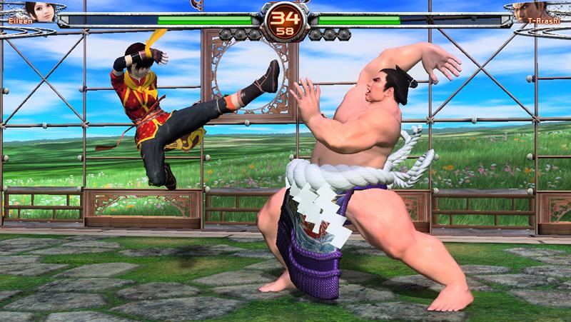 Virtua Fighter 5 Final Showdown Vf5fs03