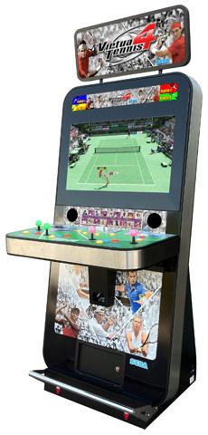 Virtua Tennis 4 Vt401