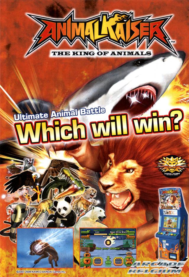 Animal Kaiser Ak01