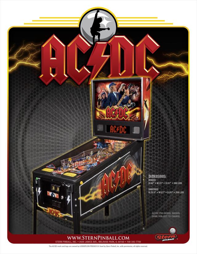 [Pinball] AC/DC Pinacdc04