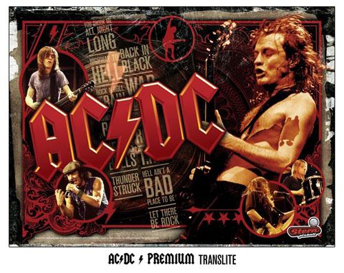 [Pinball] AC/DC Pinacdc06