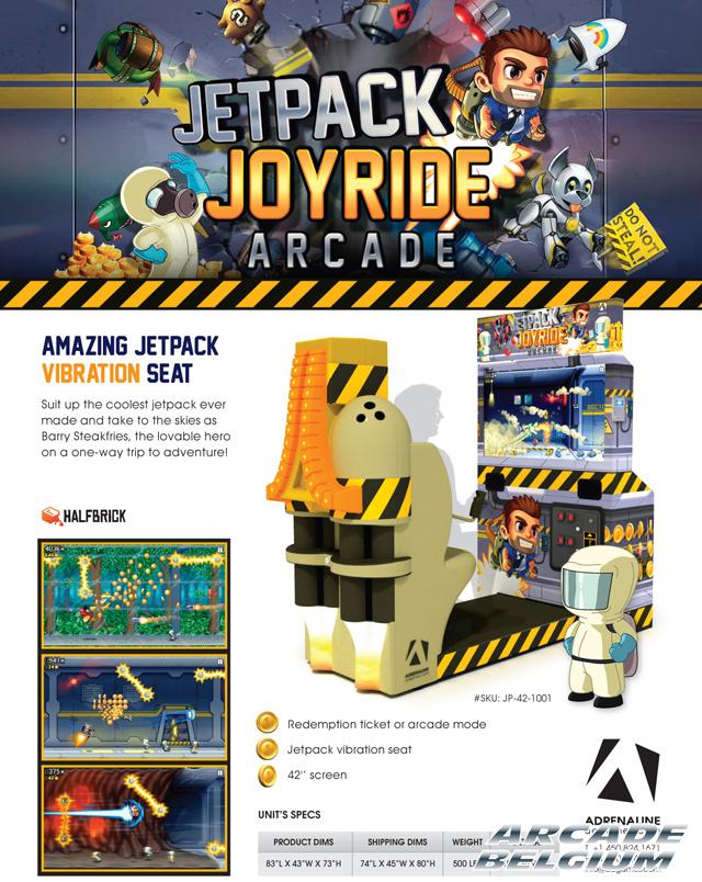 Jetpack Joyride Arcade Jja_fly