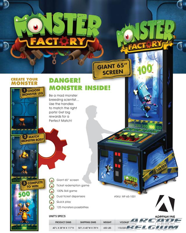 Monster Factory Mf_fly