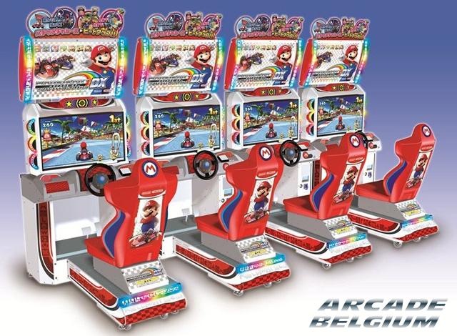Mario Kart Arcade GP DX Mkagpdx01