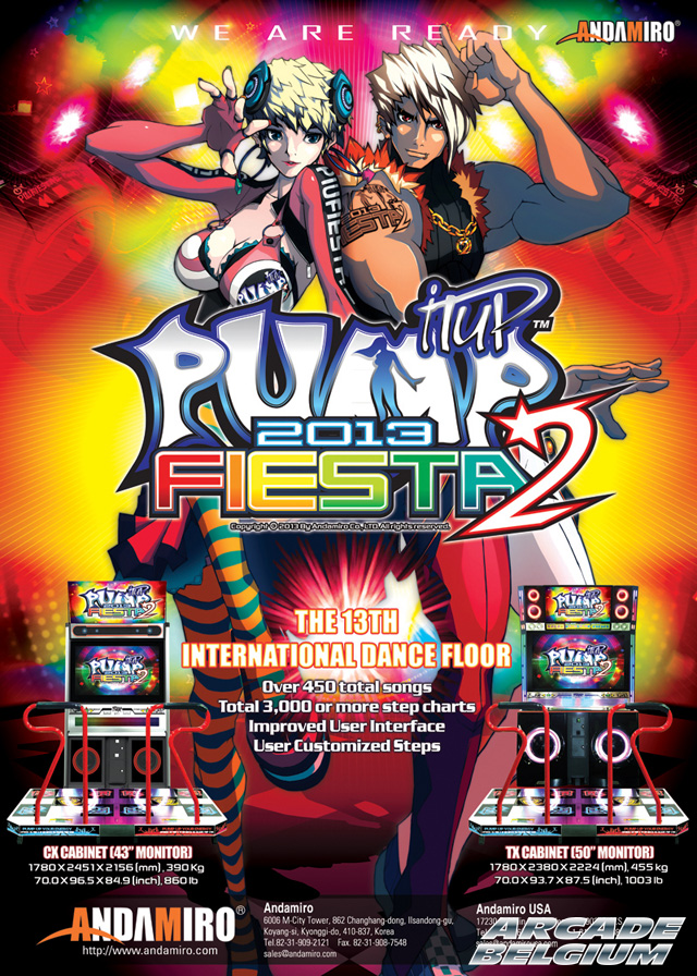 Pump It Up 2013 Fiesta 2 Piuf2_01