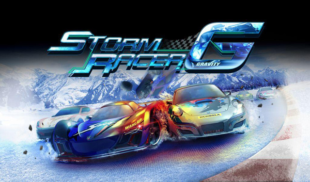 Storm Racer G Srg01