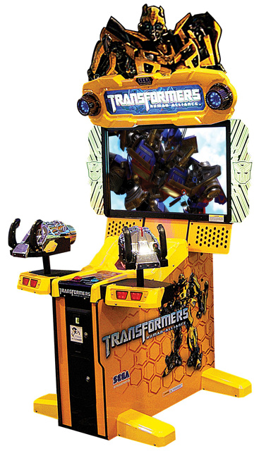 Transformers Human Alliance Thacab