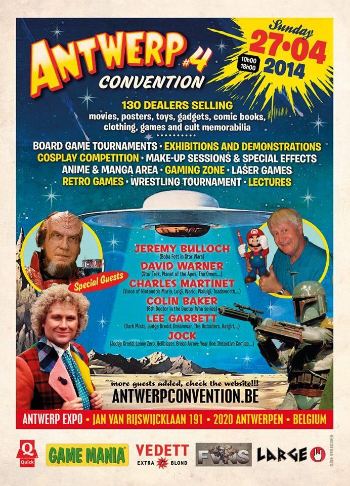 Antwerp Convention #4 (Sun 27/04/2014 - Antwerpen) Ac2014b