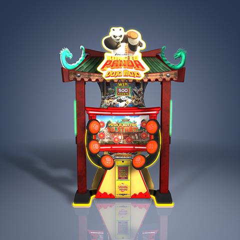 Kung Fu Panda Dojo Mojo Kfpdm_cab1