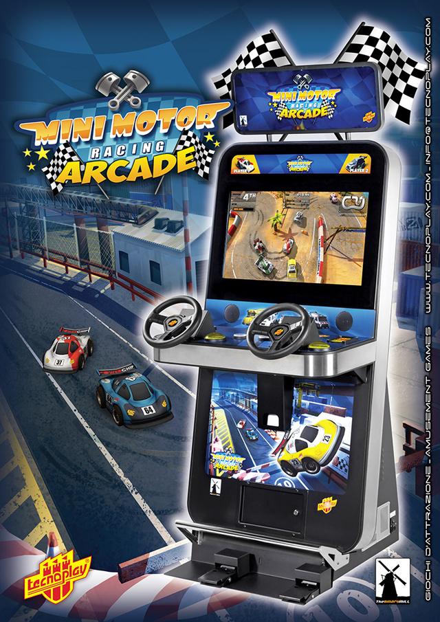 Mini Motor Racing Arcade Mmra_01