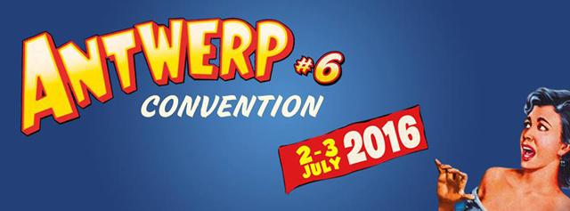 Antwerp Convention #6 (02-03/07/2016 - Antwerpen) Ac2016
