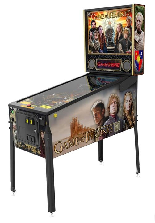 [Pinball] Game of Thrones Got_01