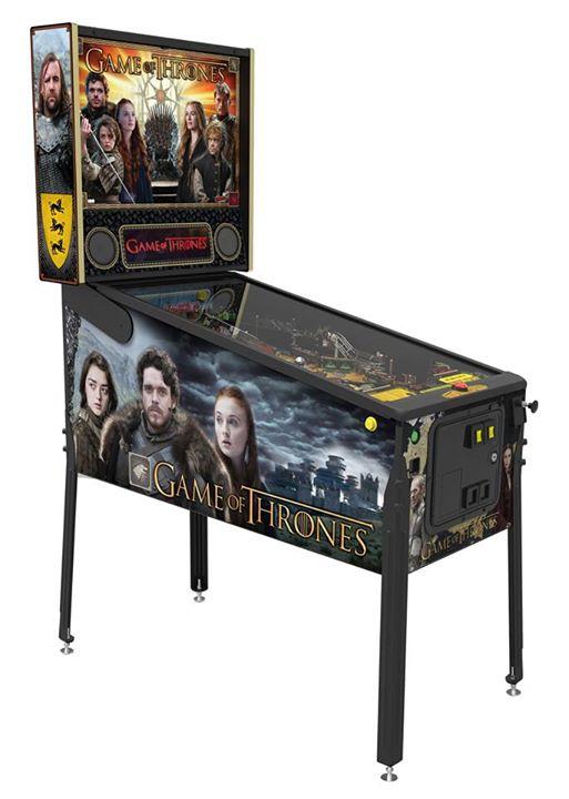 [Pinball] Game of Thrones Got_02