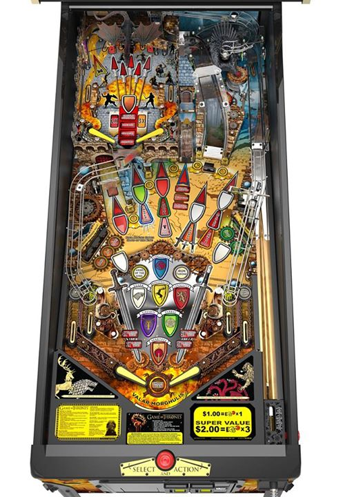 [Pinball] Game of Thrones Got_05