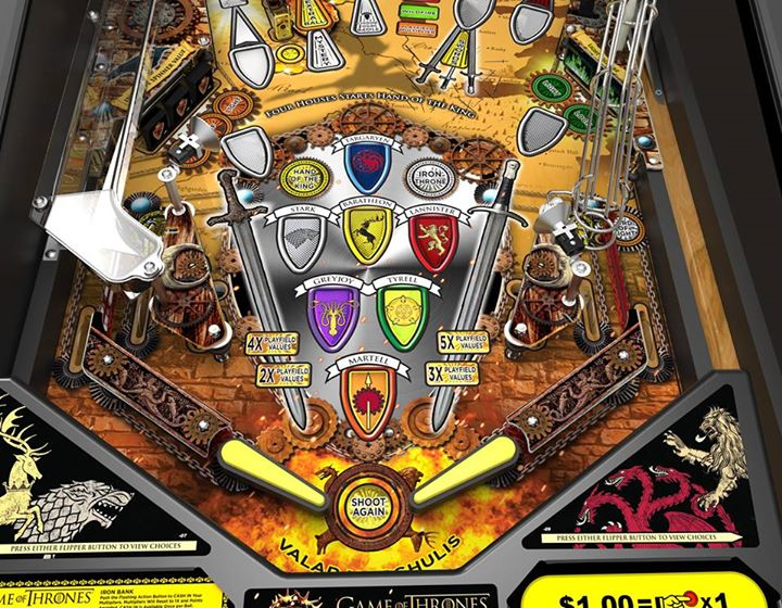 [Pinball] Game of Thrones Got_18