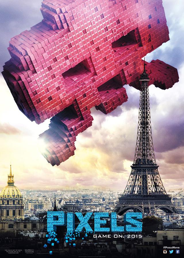 [Movie] Pixels Pixels01