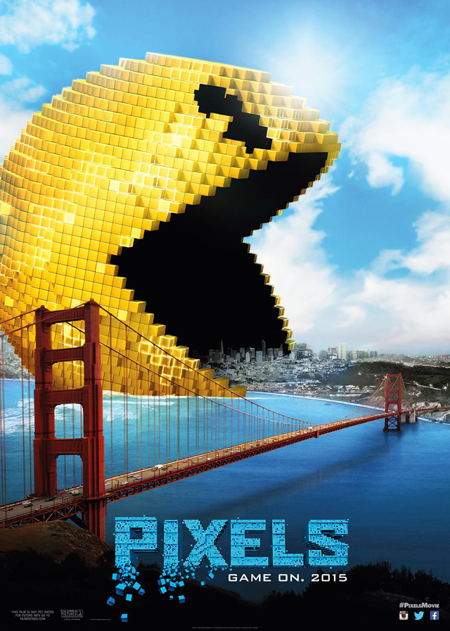[Movie] Pixels Pixels02