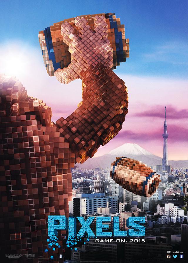 [Movie] Pixels Pixels03