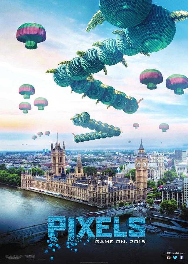 [Movie] Pixels Pixels04