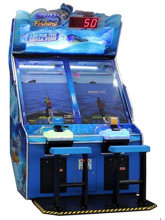 Strike Pro Fishing Stripf01