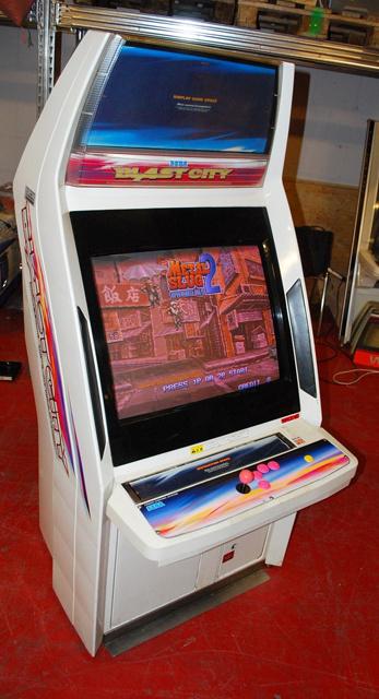 [Trouvée] Sega Blast City Blast1