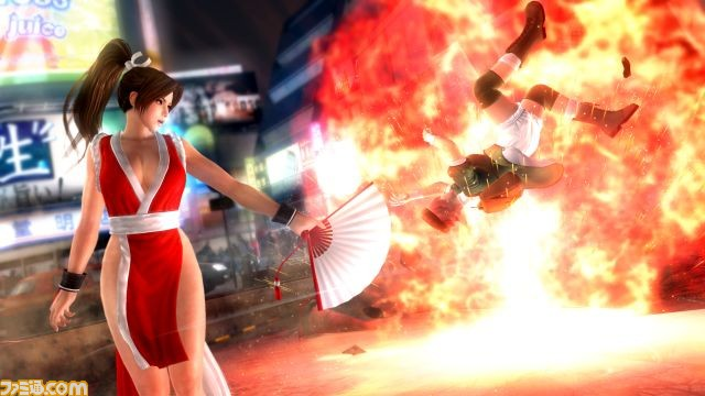 Dead or Alive 5 Ultimate: Arcade Daou_13