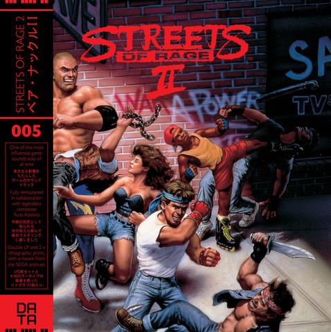 Streets of Rage 2 vinyl soundtrack Data005_01