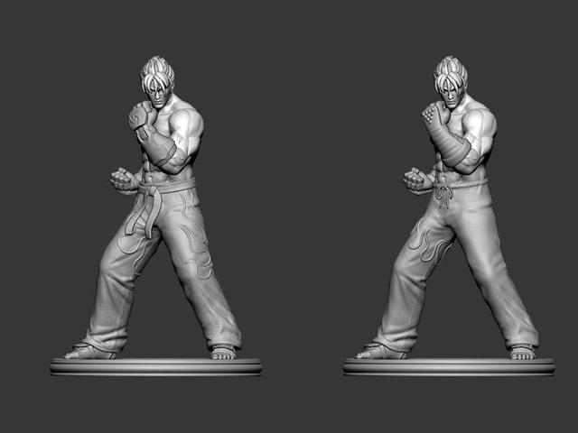 First 4 Figures: Jin Kazama F4f_jin_02