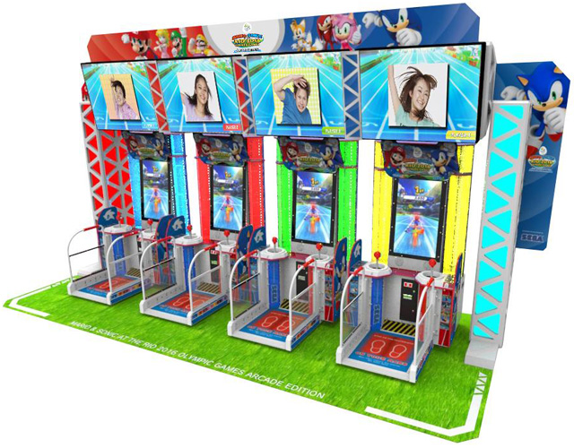 Mario & Sonic at the Rio 2016 Olympic Games Arcade Edition Msrio_07